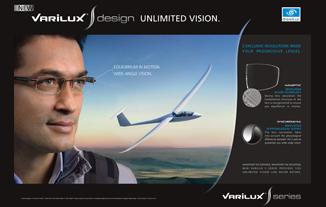 Essilor makes a major technological advance in the correction of presbyopia  with the Varilux S Series™ that is awarded the Silmo d Or in Paris that  year. e11804fd8688