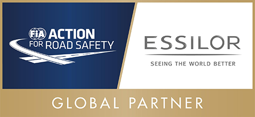 FIA Essilor partnership logo